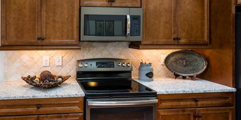 5 Tips for Matching Kitchen Cabinets & Countertops, North Corbin, Kentucky