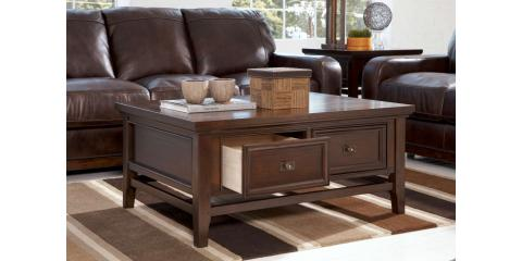 COFFEE AND 2 END TABLES – KENWOOD LOFT BY ASHLEY - $452, Maryland Heights, Missouri