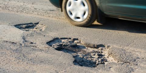 4 Common Types of Asphalt Cracks, High Point, North Carolina