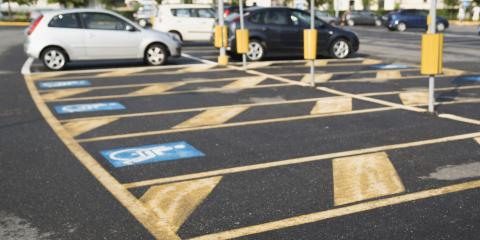 A Quick Guide to Parking Lot Restriping, High Point, North Carolina