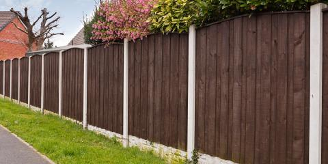 4 Common HOA Fencing Regulations, Deep River, North Carolina
