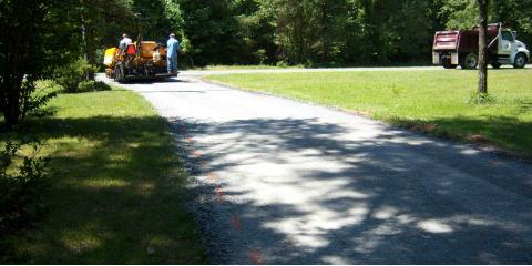 3 Signs You Need Asphalt Repair This Winter, Middle Fork II, North Carolina