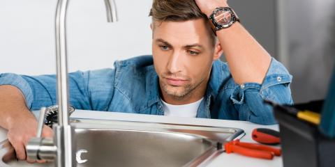 3 Common Causes for a Leaky Faucet, Kerrville, Texas