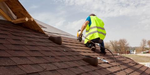 How to Maintain an Asphalt Roof, Kerrville, Texas