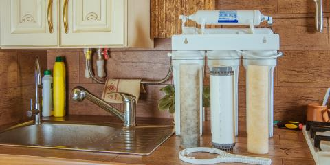 3 Benefits of a Reverse Osmosis Water Filtration System, Kerrville, Texas