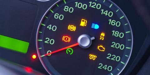 What Do the Most Common Dashboard Lights Mean?, Dayton, Ohio