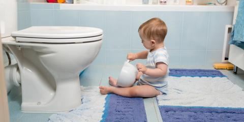 3 Ways to Keep Kids from Flushing Items Down the Toilet, ,
