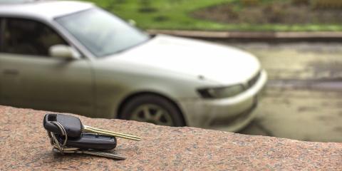 5 Tips to Help You Stop Losing Your Car Keys, Poplar Tent, North Carolina