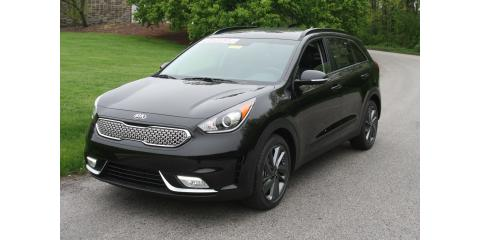 The 2017 Kia Niro Review, Kiel, Wisconsin