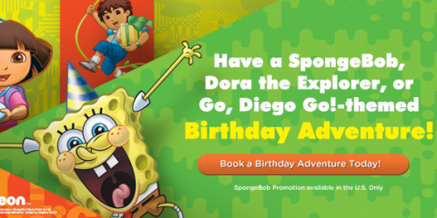 Book Exciting, Nickelodeon-Themed Kids' Birthday Parties at The Little Gym on the Upper East Side, Manhattan, New York