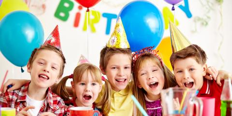 How to Select the Perfect Venue for a Kid's Birthday Party, St. Peters, Missouri