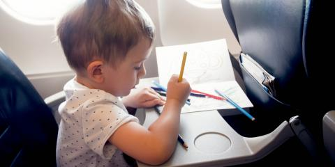 3 Tips for Stress-Free Flights With Kids, Newport-Fort Thomas, Kentucky