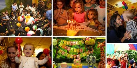 Make Life-Long Memories with Children's Birthday Parties at NYC Children's Gym, Manhattan, New York