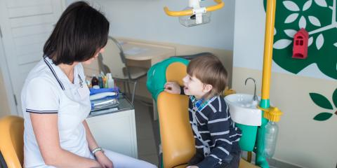How to Make Your Kid's Dentist Appointment Seem Less Frightening, Rush, New York