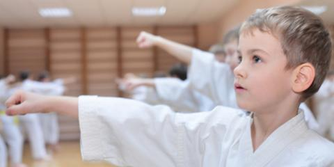5 Ways Participating in Kids' Martial Arts Can Benefit Your Child, Middletown, New York