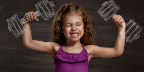 Fight Childhood Obesity by Encouraging Your Child to Strength Train, North Bethesda, Maryland