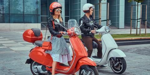 4 Safety Tips for Electric Moped Drivers, Kihei, Hawaii