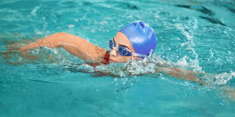 3 Benefits of Swimming, Kihei, Hawaii