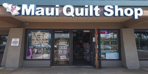 ​Basic Quilting FAQs Answered by The Maui Quilt Shop, Kihei, Hawaii