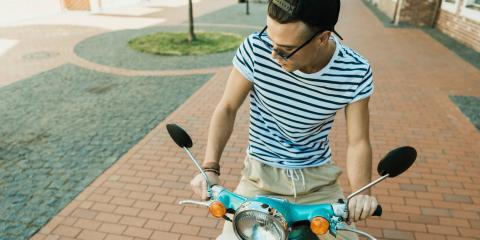 4 Moped Rental Etiquette Tips, Kihei, Hawaii
