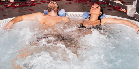 Top 5 Hot Tub Health Benefits, Kihei, Hawaii