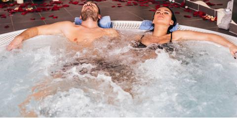 Top 5 Hot Tub Health Benefits, Kihei, Hawaii