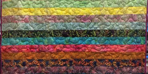 3 Quilting Ideas for the Holidays, Kihei, Hawaii