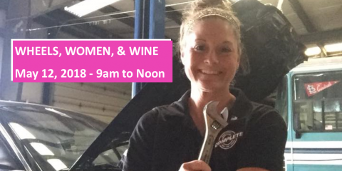 Wheels, Women and Wine - Ladies, Don't let your Auto Repair Shop take advantage of you!, St. Charles, Missouri