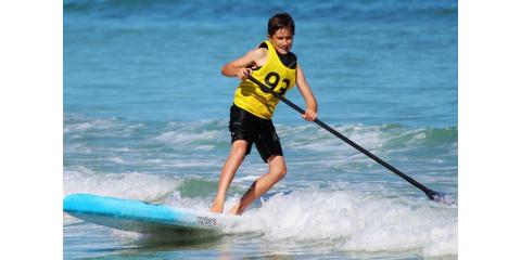 Kailua Surf Shop Offers 3 Tips for Stand-Up Paddle Boarding Beginners, Koolaupoko, Hawaii