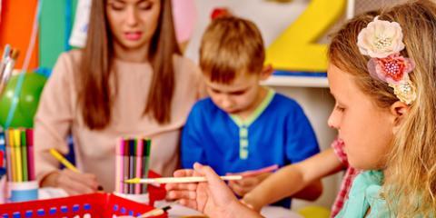 4 Ways to Promote Kindergarten Readiness in Your Child, Creve Coeur, Missouri