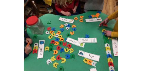What's the Difference Between Kindergarten & Preschool?, Cromwell, Connecticut