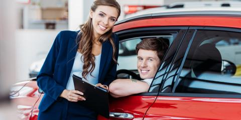 3 Things to Keep in Mind When Buying a New Car, Covington, Tennessee