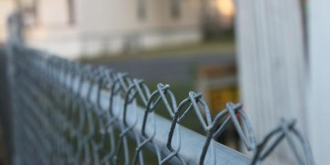 3 Benefits of Chain-Link Fencing, 8, Louisiana