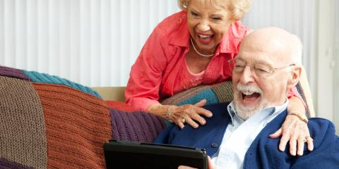 3 Benefits of iPads® for Senior Citizens, King of Prussia, Pennsylvania