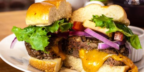 5 Popular Burger Toppings , La Crosse, Wisconsin