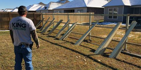 King Fencing, Fences & Gates, Services, Baton Rouge, Louisiana