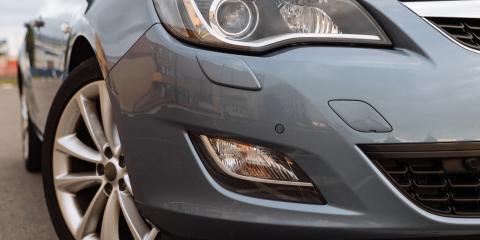 3 Most Common Car Bumper Damages, Kingman, Arizona