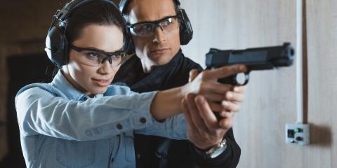 A Beginner's Guide to Learning How to Shoot a Firearm, Kingman, Arizona