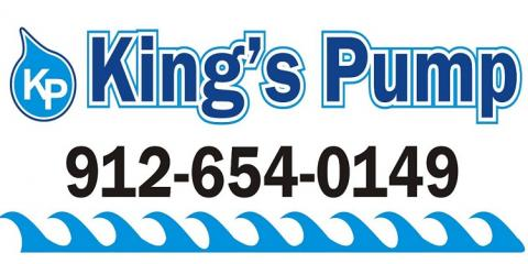 King's Pump and Technical Service, Inc. , Water Well Services, Services, Glennville, Georgia