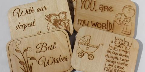 "Put the ""Fun"" in Your Fundraiser With Personalized Gifts From Kingston's Woven Hearts, Kingston, Missouri"