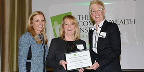 The Commonwealth Institute recognizes Kirsten Dolan, President/COO of One Parking, Inc. as one of the Top 50 Women-Led Businesses in South Florida, Washington, District Of Columbia