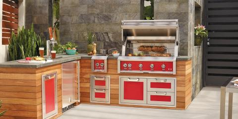 3 Ways Hestan Outdoor Kitchen Appliances Improve Summer Bbqs