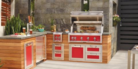 3 Ways Hestan® Outdoor Kitchen Appliances Improve Summer BBQs, Kailua, Hawaii