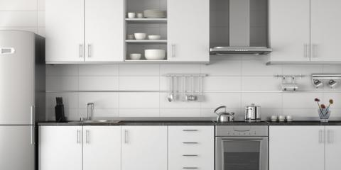 4 Types Of White Paint For Different Styles Of Kitchen Cabinets, Utica, Iowa