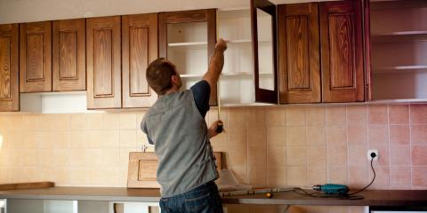 How to Choose the Right Kitchen Cabinets for Your Home, Park Falls, Wisconsin