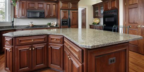What's the Difference Between Framed & Frameless Kitchen Cabinets?, Peachtree Corners, Georgia