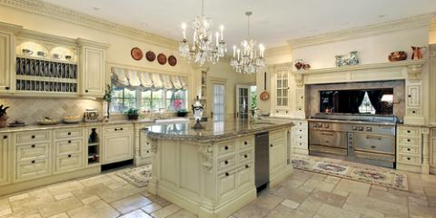 What Is the Difference Between Custom & Stock Kitchen Cabinets?, Henrietta, New York