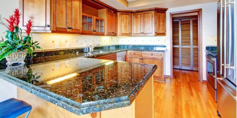 How to Choose the Right Stone for Your Kitchen Countertops, Anchorage, Alaska
