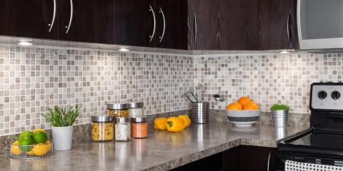 How to Match Backsplash With Your Kitchen Countertops, Anchorage, Alaska