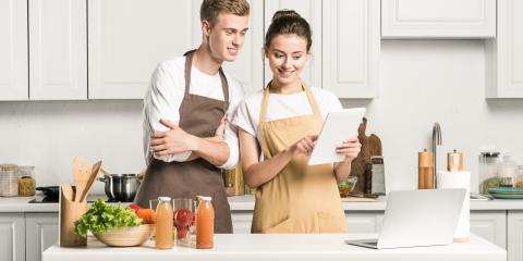 How to Reduce Kitchen Maintenance While Cooking, Anchorage, Alaska